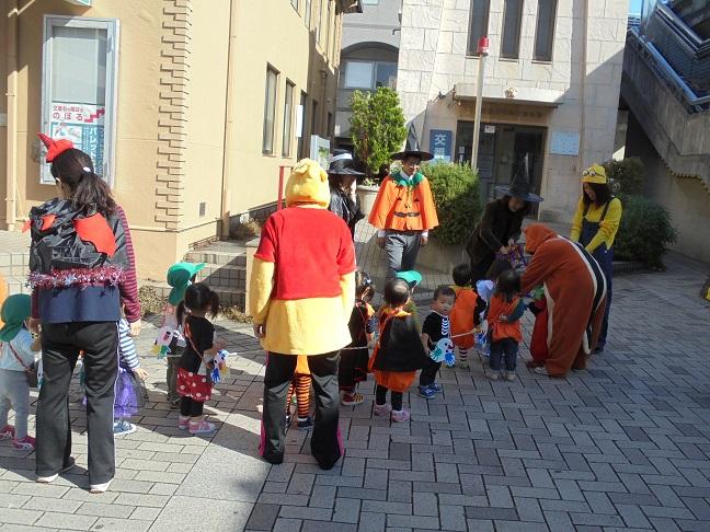 6中川駅前郵便局も初参加しました